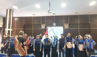 Pelantikan dan Rapat Kerja TBM AXIS VIII