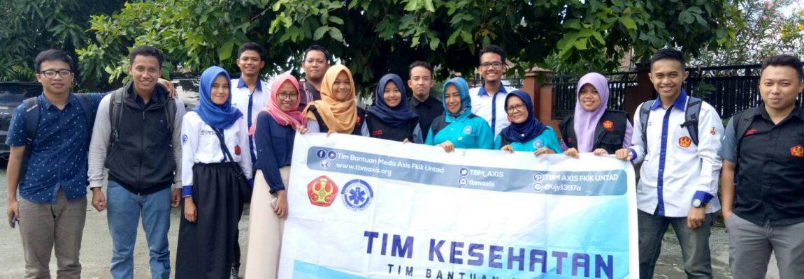 TIM MEDIS Bakti Sosial Om Dokter Bersama TBM AXIS